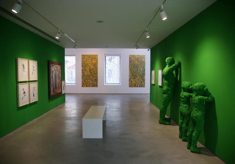 Pintura Neoexpresionista en Málaga